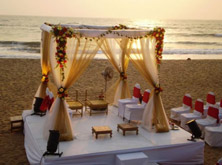 Goa wedding decorators wedding decorations in goa goa wedding beach weddings junglespirit Gallery