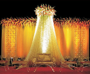 Bridal Stages Decoration