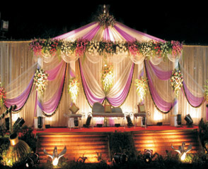 Goa wedding decorators bridal stage decoration in goa wedding bridal stages decoration junglespirit Gallery