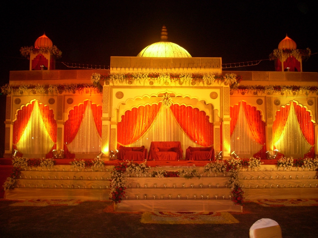 Goa wedding decorators theme based weddings in goa goa weddings rajasthani palace theme junglespirit Images